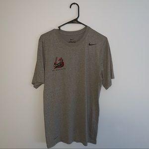 Manhattanville College - Mville Strength Shirt